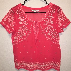 American Eagle Outfitters Sheer Top